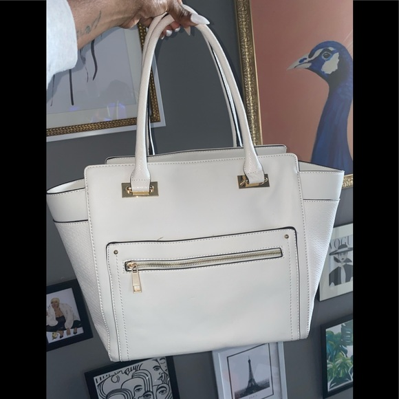 Aldo Handbags - Aldo White Purse
